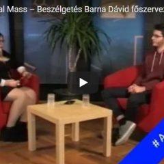 Mi is az a Critical Mass? – Beszélgetés Barna Dávid főszervezővel